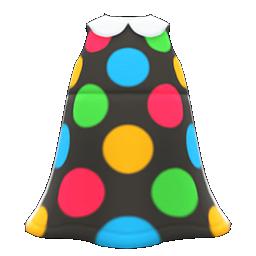 Marble-Dots Dress