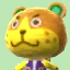 Sheldon's picture in Animal Crossing: New Leaf