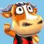 Angus's picture in Animal Crossing: New Leaf