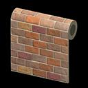Brown-Brick Wall