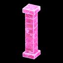Frozen Pillar's Ice Pink variant