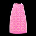 Oversized Print Dress