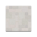 Random-Square-Tile Flooring