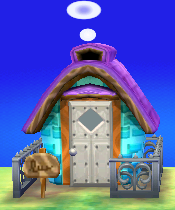Gigi's house exterior