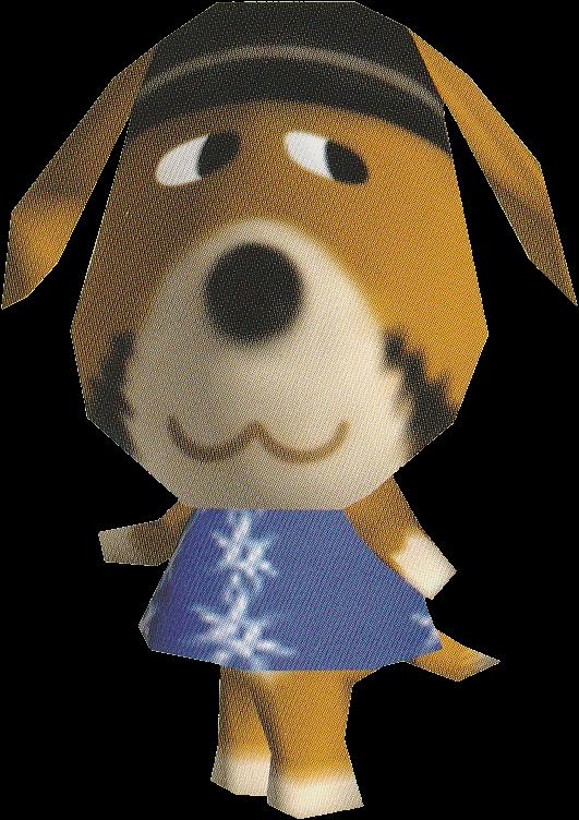 Artwork of Masa the Dog