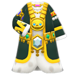 Pirate-Treasure Robe
