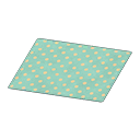 Retro Dotted Rug