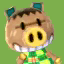 Spork's picture in Animal Crossing: New Leaf