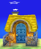 Colton's house exterior