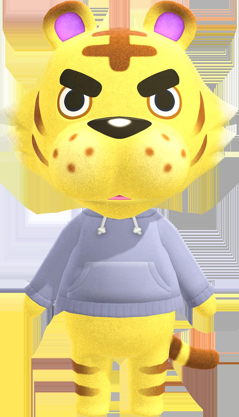 Tybalt - Animal Crossing Wiki - Nookipedia