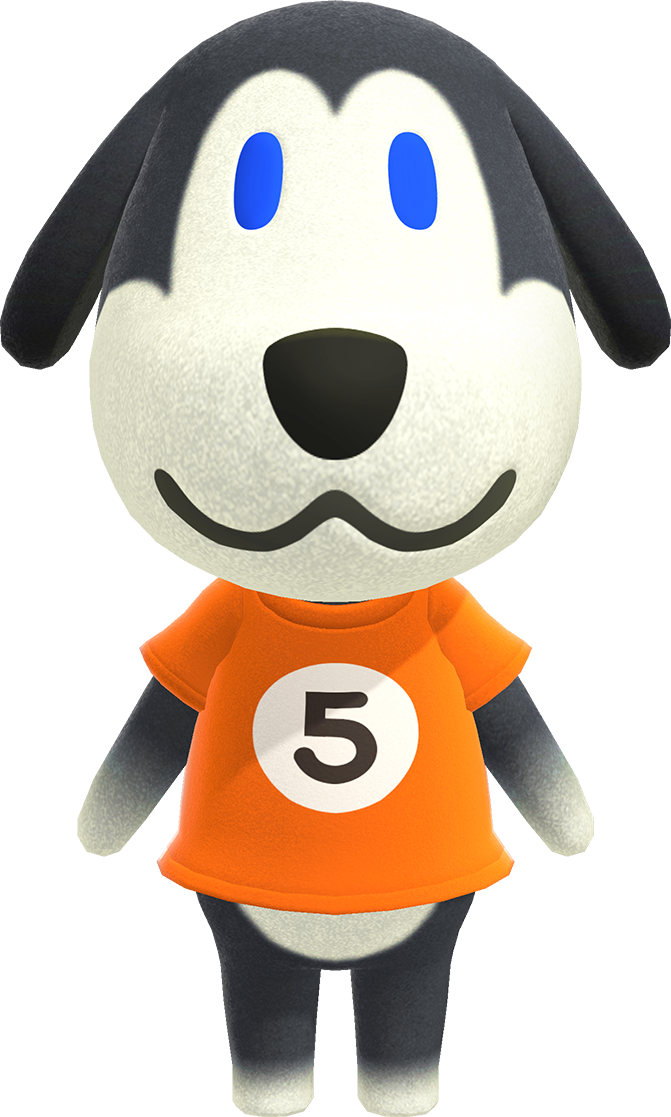 Walker Animal Crossing Wiki Nookipedia