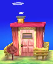 Nana's house exterior