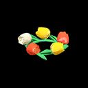Tulip Crown