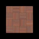 Dark-Block Flooring