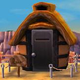Ozzie's house exterior