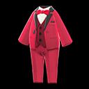 Vibrant Tuxedo