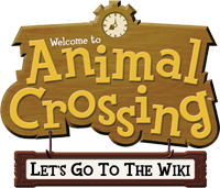 Animal Crossing- Let's Go To The Wiki logo.png