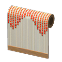 Beaded-Curtain Wall