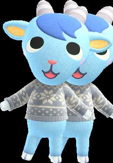 Sherb Animal Crossing Wiki Nookipedia
