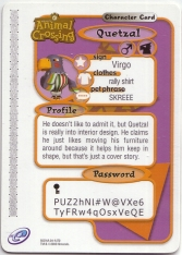 Animal Crossing-e 3-170 (Quetzal - Back).jpg