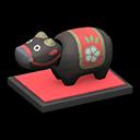 Zodiac Ox Figurine