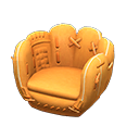 Throwback Mitt Chair