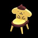 Pompompurin Chair