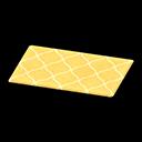 Yellow Kitchen Mat