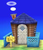 Jeremiah's house exterior