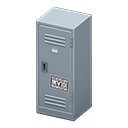 Upright Locker (Silver - Cool) NH Icon.png