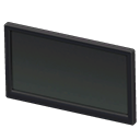 Wall-Mounted TV (50 in.) (Black) NH Icon.png