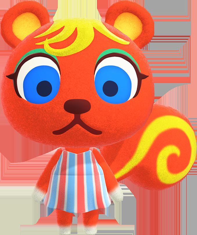 Caroline Animal Crossing Wiki Nookipedia