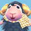Eunice's picture in Animal Crossing: New Leaf