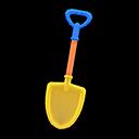 Colorful Shovel