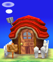Ketchup's house exterior
