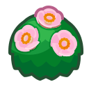Pink-Camellia Bush