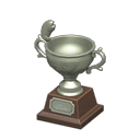 Silver Fish Trophy