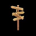 Destinations Signpost