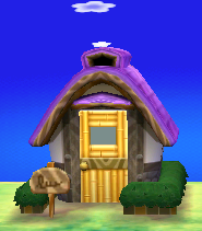 Pinky's house exterior