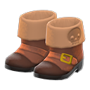 Pirate Boots