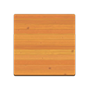 Wooden-Knot Flooring