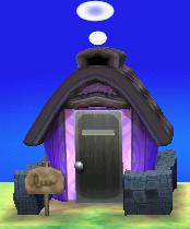 Hans's house exterior