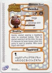 Animal Crossing-e 4-265 (Hambo - Back).jpg