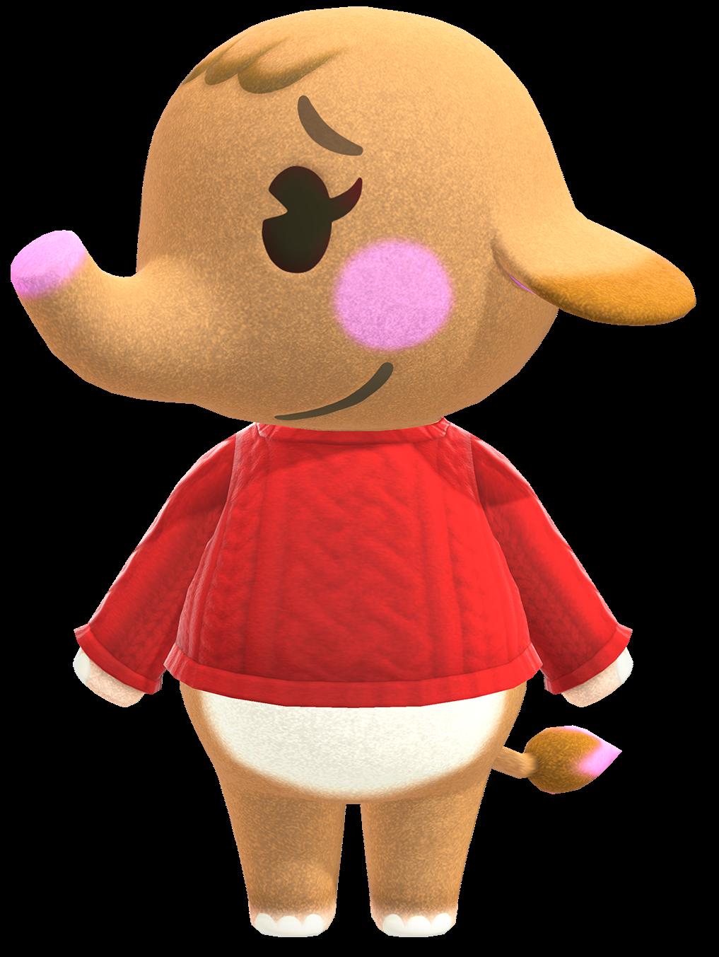 Ellie Animal Crossing Wiki Nookipedia