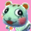 Mint's picture in Animal Crossing: New Leaf