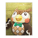 Blathers's Poster