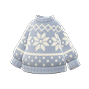 Snowy Sweater