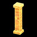 Frozen Pillar's Ice Yellow variant