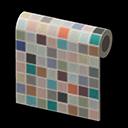 Colorful-Tile Wall