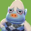 Hans's picture in Animal Crossing: New Leaf